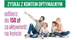 Nawet 150 zł premii za konto w BGŻ BNP Paribas
