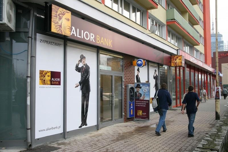 1700 zł gotówki za konto firmowe w Alior Banku