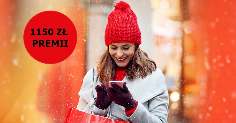 Zgarnij 1150 zł z darmowym kontem od Santander Bank Polska!