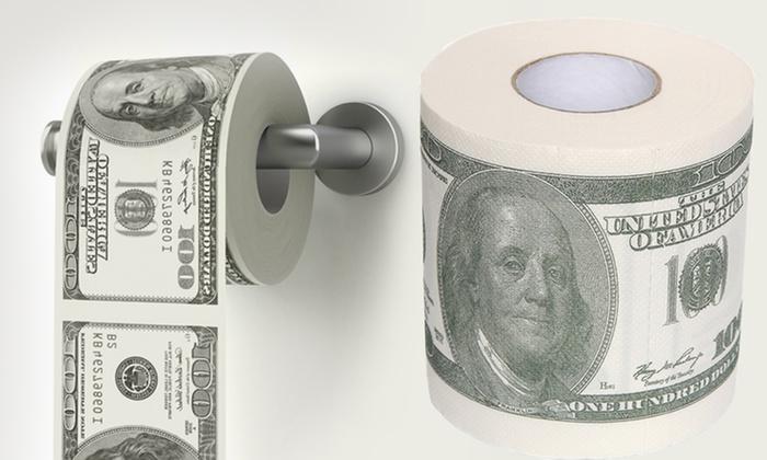 Dlaczego Dolar Bedzie Wart Rolke Papieru Toaletowego Sukcesywny