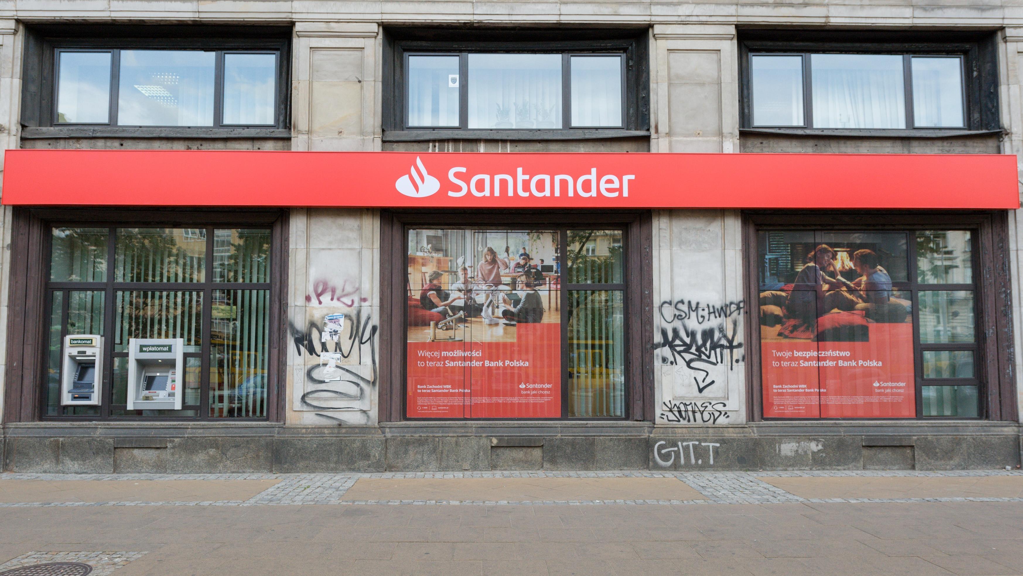 Zyskaj premie z Kontem Firmowym w nowej promocji od Santander Bank Polska