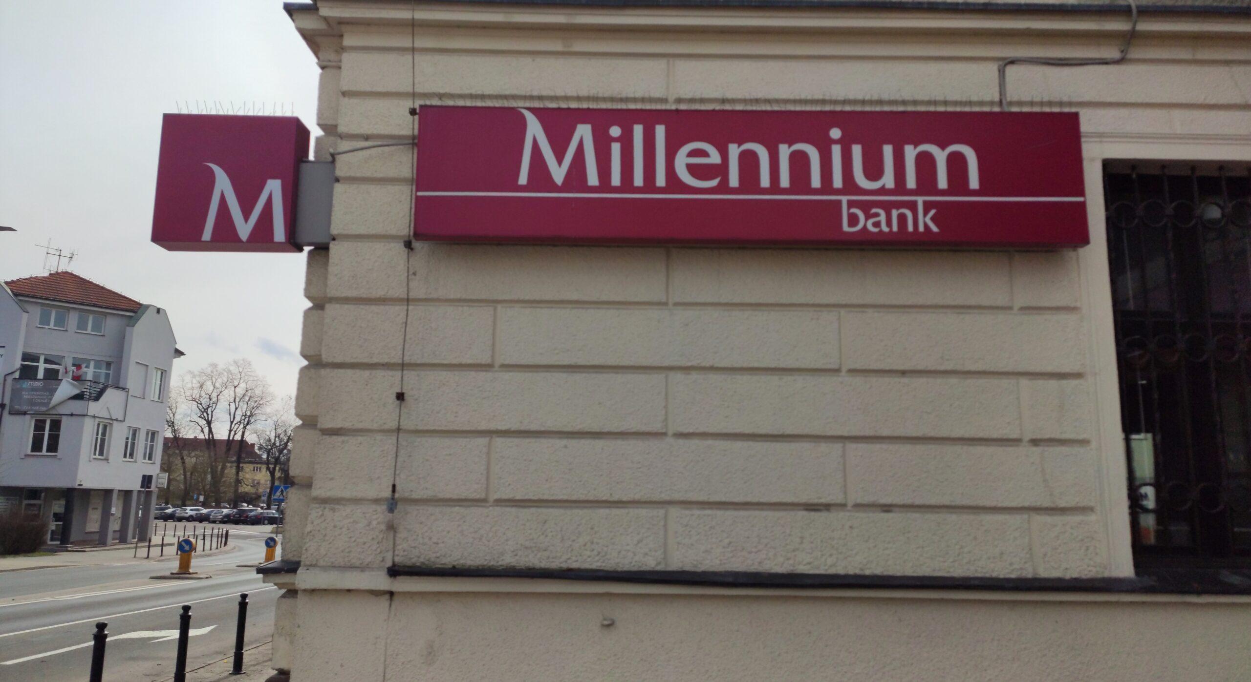 500 zł premii z kontem firmowym od Millennium Bank