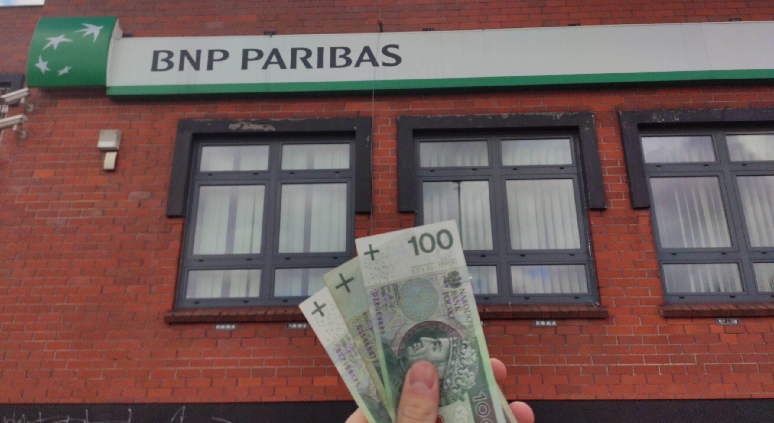 zyskaj 300 zł z darmowym kontem od BNP Paribas w nowej promocji
