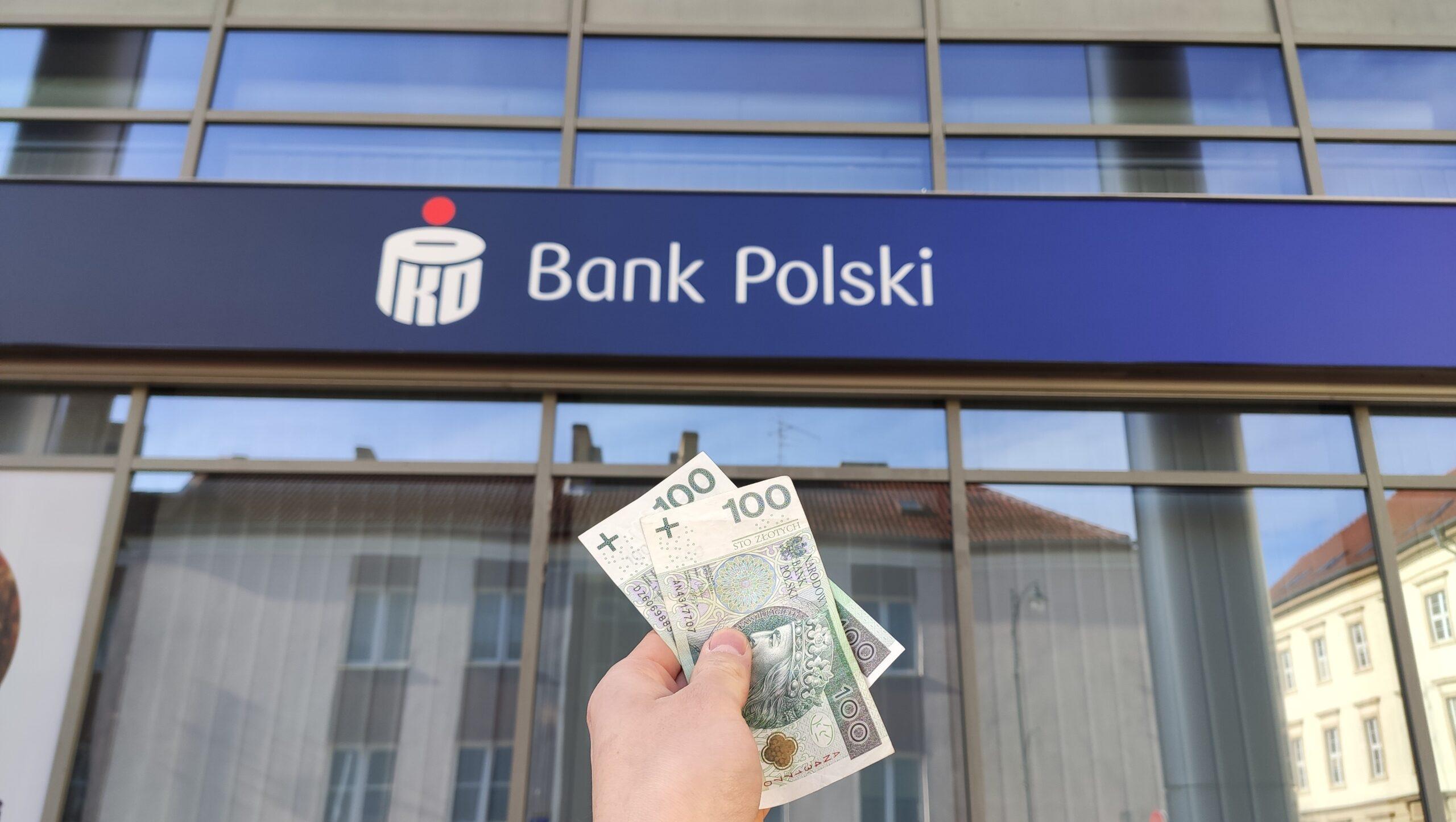 200 zł premii dla obecnych klientów PKO BP