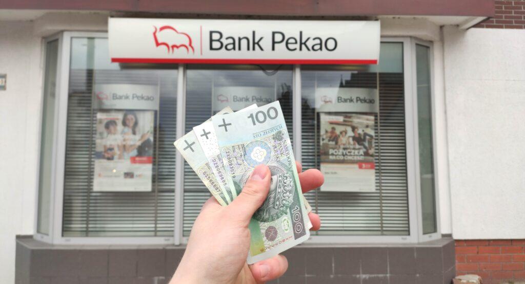 zdobądź rekordowe 300 zł z darmowym kontem od Pekao S.A.