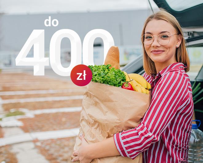 400 zł z darmowym kontem osobistym od Banku Millennium
