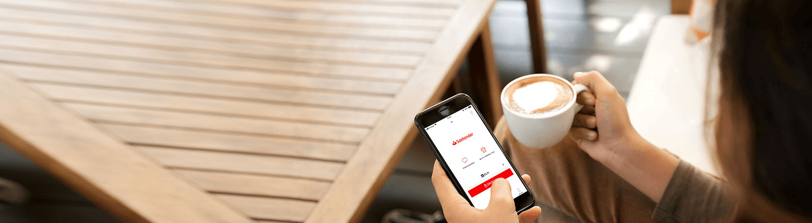Aplikacja Santander Mobile