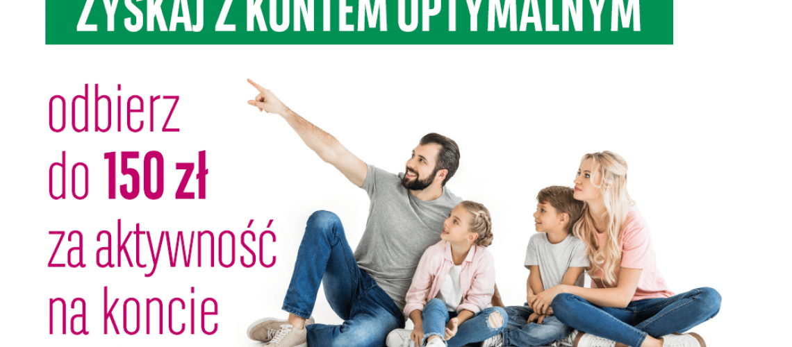 Promocyjne 150 zł za konto w BGŻ BNP Paribas