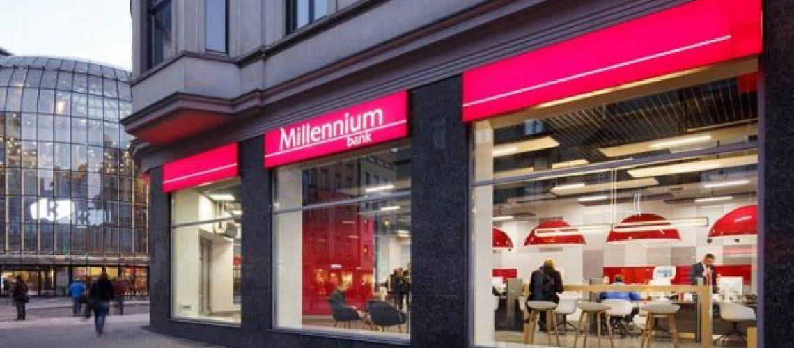 Bank Millennium 200 zł premii z darmowym kontem osobistym