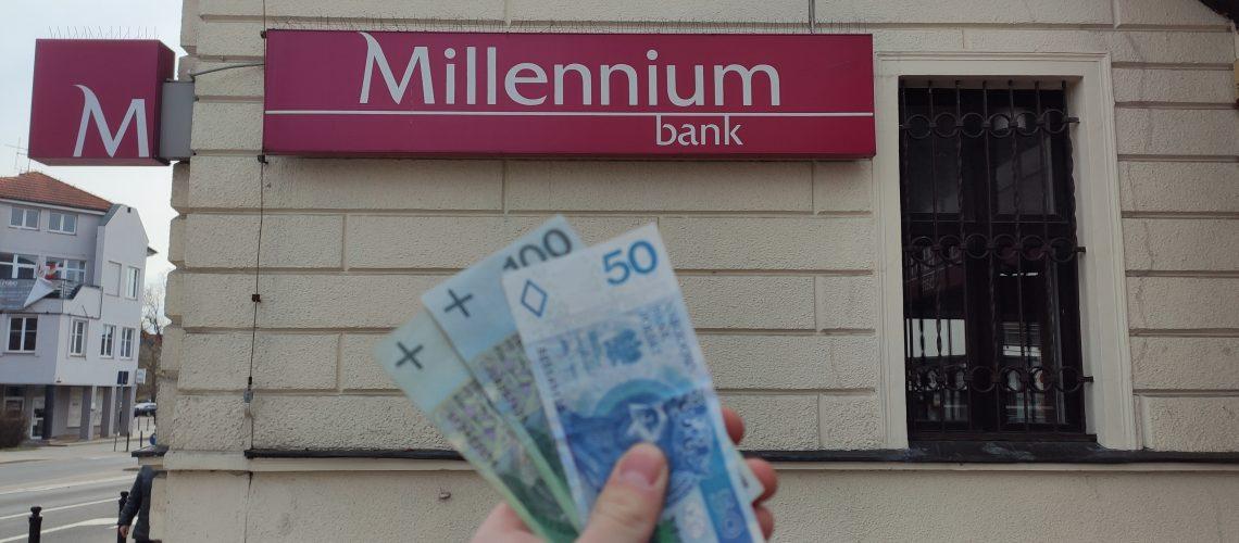 Konto 360° w Millennium Bank