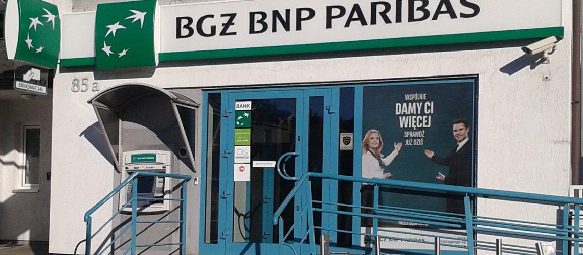 Otwórz darmowe konto osobiste i zgarnij 150 zł do Biedronki od BNP Paribas