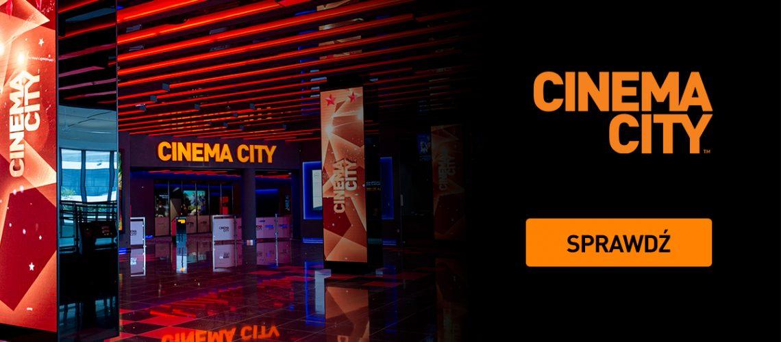 Doładuj telefon i weź darmowy bilet do Cinema City