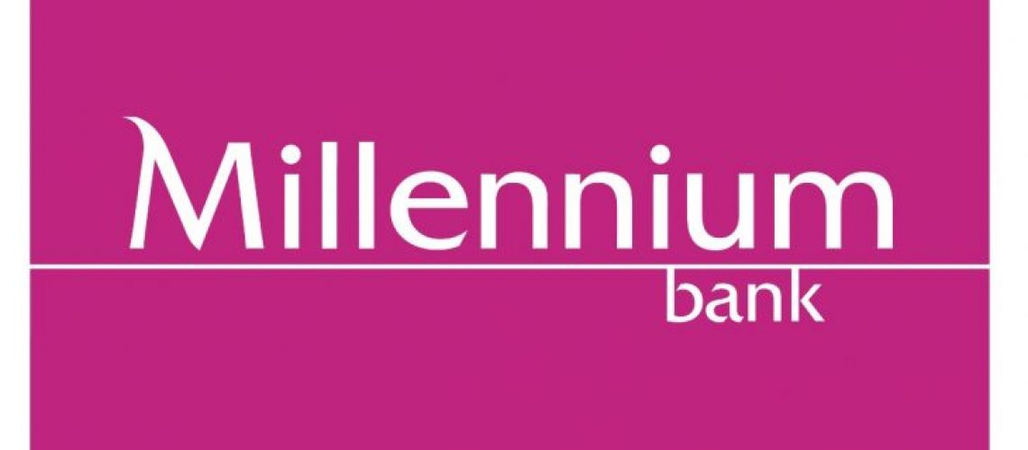 Z kontem firmowym od Millennium Bank